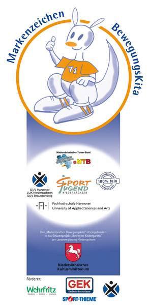 Logo: Markenzeichen Bewegungskita